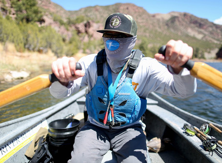 Green River Fly Fishing Report - April 27th, 2020