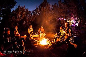 Fire, Beer, Camp