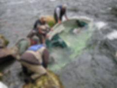 Drift Boat Recovery