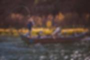 colby crossland, drift boat