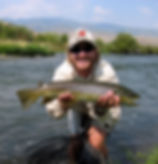 Jeremy Rogers Fly Fishing Guide