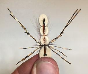 Green River Grasshopper Fly Hopper Pattern
