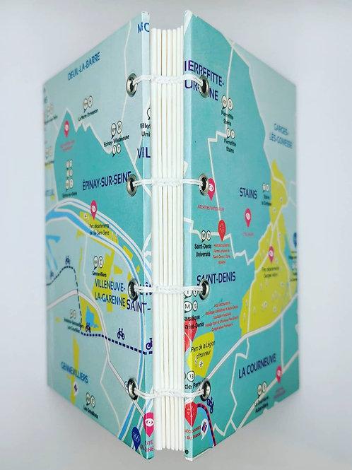 Carnet de voyage Seine-Saint-Denis