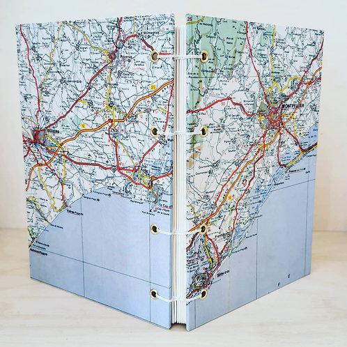 Carnet de voyage Hérault