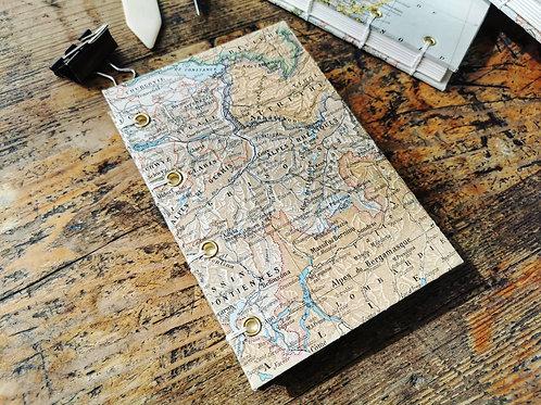 Petit carnet de voyage Suisse