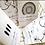 Thumbnail: Carnet de notes Noir & Blanc