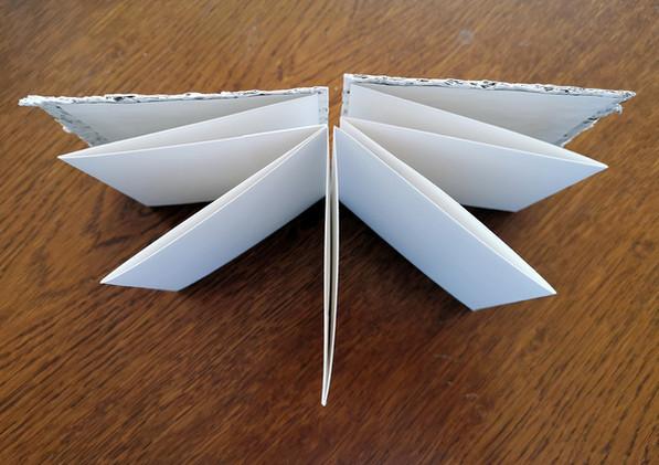 Carnet Leporello - accordéon
