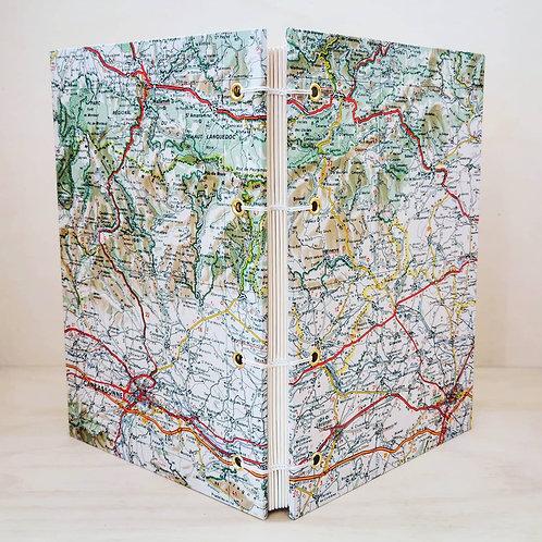 Carnet de voyage Narbonne Carcassonne
