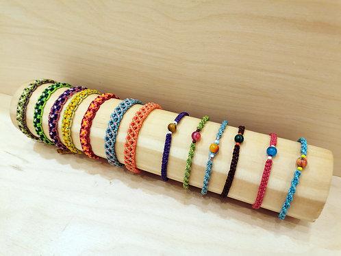 Bracelets Huacachina fins