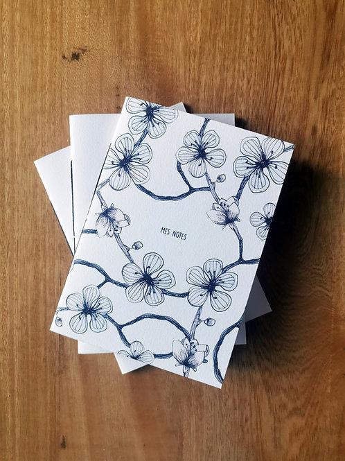 Carnet de notes Noir & Blanc