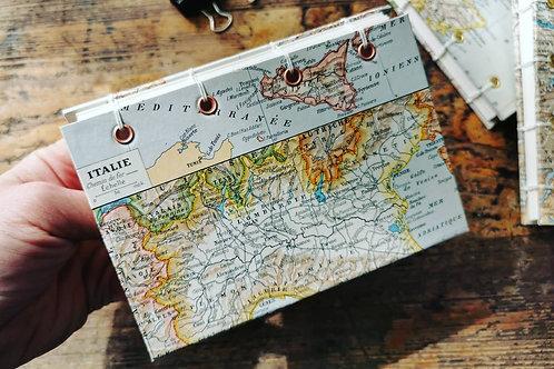 Petit carnet de voyage Italie