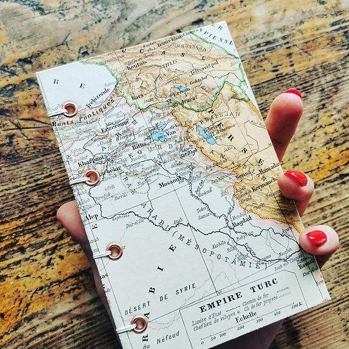 Petit carnet de voyage Empire Turc
