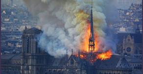 Today's rhaps is on ... Notre-Dame de Paris