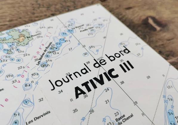 Journal de bord bateau