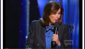 Today's rhaps is on … Paula Poundstone and my Portuguese Cat