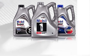 Lubricantes automotrices Mobil