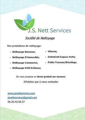 J.S.Nett Services