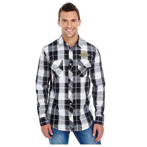 RFD Plaid button down