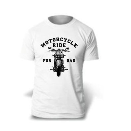 Motorcycle Front cotton T