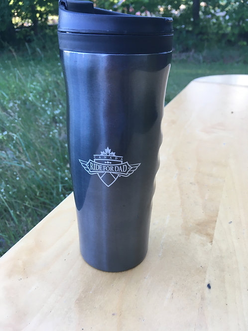 Thermal Tumbler in Gunmetal Grey