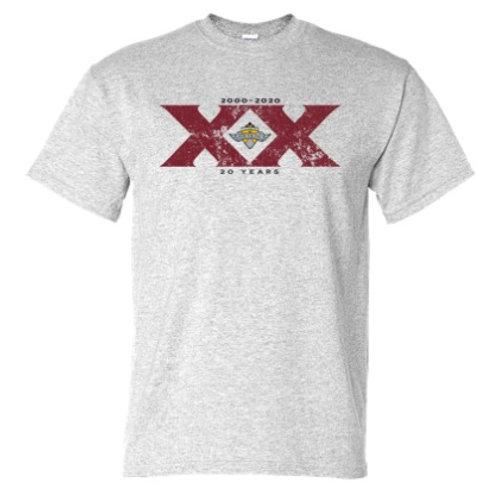 XX Anniversary Tshirt