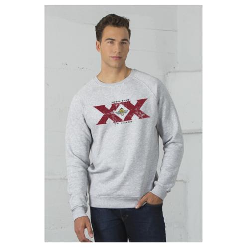 Premium Vintage Crewneck Fleece Sweatshirt