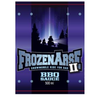 Frozen Arse BBQ Sauce