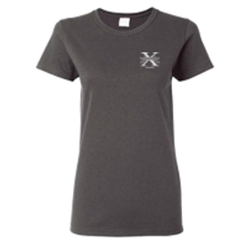 Ladies grey Ottawa Anniversary T