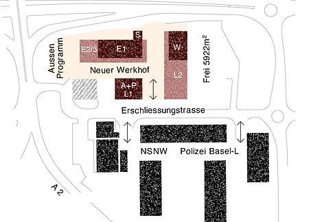 Sissach Architektur Wettbewerb design-er Werkhof