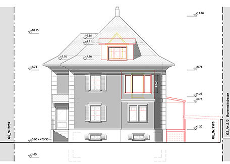 Umbau Kriens Architektur