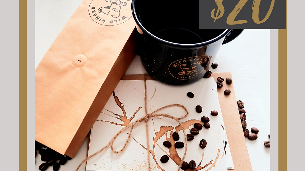 Say It With Coffee Gift Package