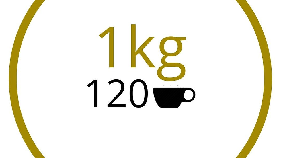 1 kg Whole Bean Coffee