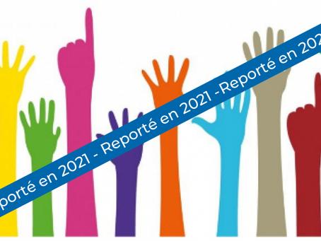Assemblées Générales 2020