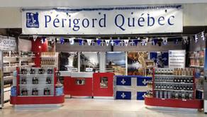 La boutique de Noël de Périgord-Québec