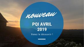 Le PQI du printemps 2019