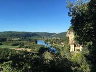 Vue de la Roque Gageac