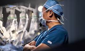 Robotic or Laparoscopic Bariatric Surgery?
