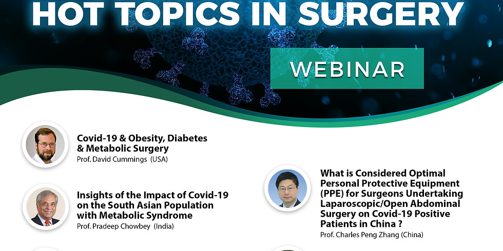 Implications  in  Obesity, Diabetes, Metabolic & Cancer Surgery