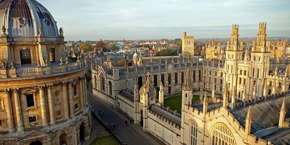 Fourth IBC Oxford University World Congress Examinations Schools, University of Oxford