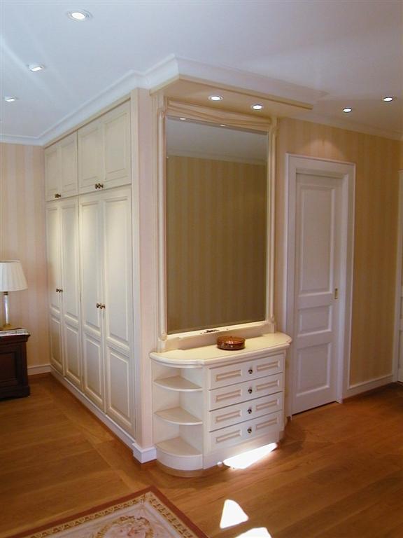 Interiør - Garderobe