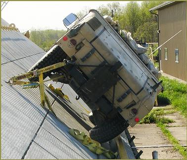 Rollover Warning System