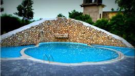 ROAR Swimming Pool, corbett national park hotels