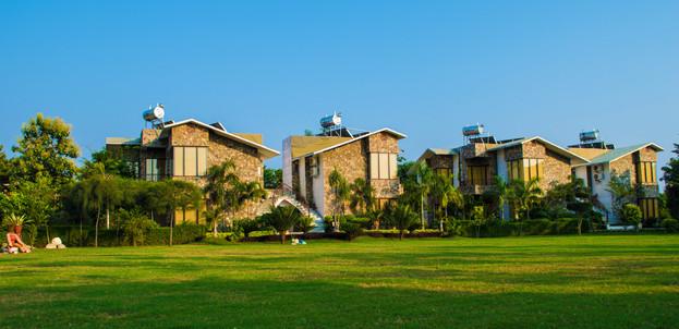 Tranquility Inside Resort, corbett jungle