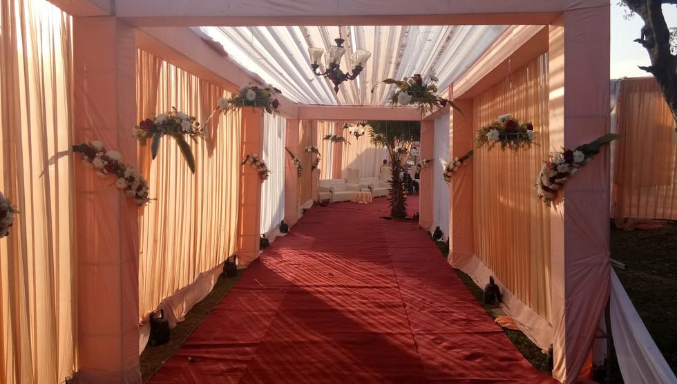 Wedding Decorations, corbett resort booking