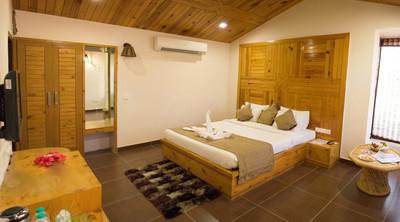 Suites Interior, corbett national park accomodation