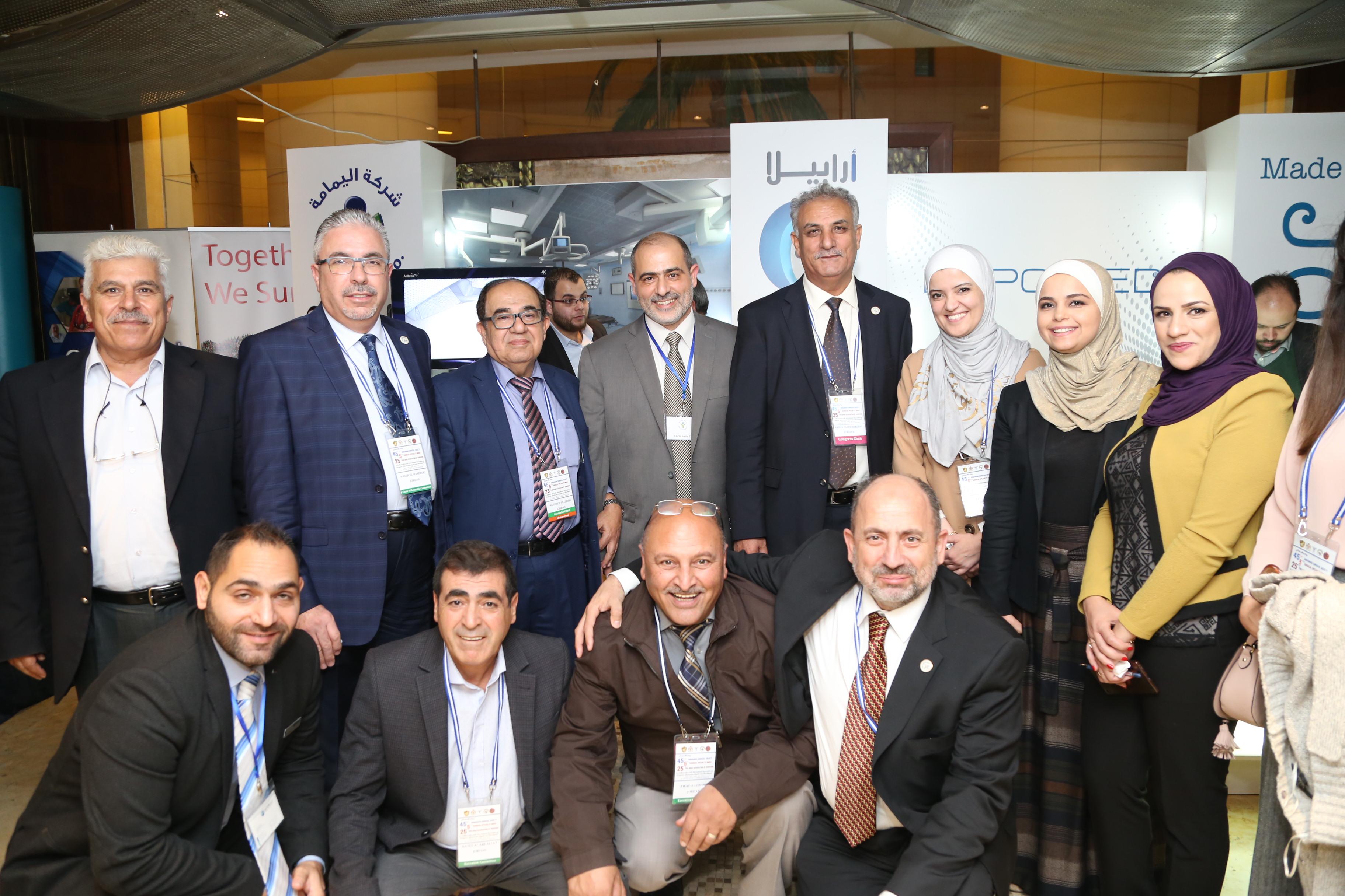 صور المؤتمر 45 لجمعية الجراحين