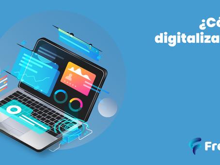 Cómo digitalizarte en el 2020