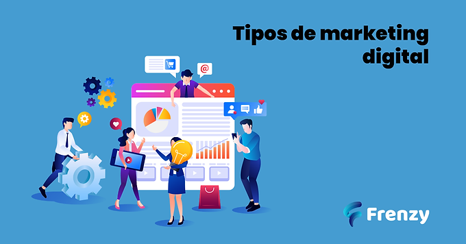 Tipos de marketing digital