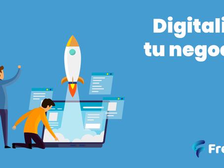 Cómo digitalizar tu negocio