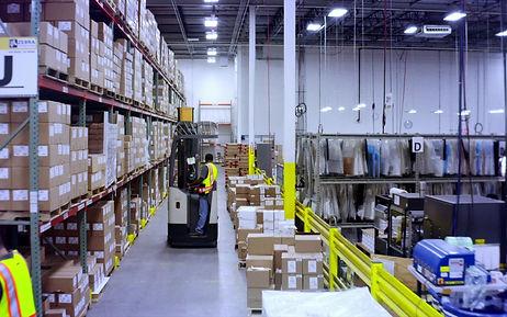 Laura Ault explains Zebra's new warehouse technology